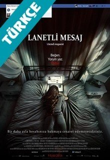 Lanetli Mesaj - Friend Request (2016) HD izle